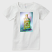 GORDON'S(ゴードン・旧ボトル)レディースTシャツ 白
