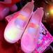 オーロラ染め上靴/魔法都市東京