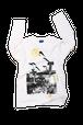 NO.525 甲子園球場のロングTシャツ【兵庫】【 Sサイズ】