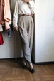 90's Gorgio Armani herringbone pants