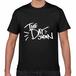 T-shirts(HIGE Logo/ヒゲロゴ)黒/Black