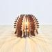 「はりねずみ」木製フロアランプ インテリア照明 かわいい