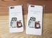 iPhoneケース『アフリカオオコノハズクとヒヨコジャム』