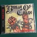 BREAK OF CHAIN / this is sendai (CD)