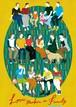 多様なかぞくへのアライアンス マガジン 「Love makes family」