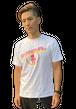 【SKANDHAL】CERCHIO Tシャツ 【ホワイト】【新作】イタリアンウェア【送料無料】《M&W》