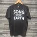 【-SONG OF THE EARTH -FUKUSHIMA-2017.3/11限定Tシャツ】 幡ヶ谷再生大学 × LFN)No.S-010