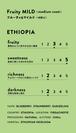 『豆300g』Ethiopia yirgacheffe Natural 中煎り