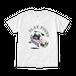 PUGBY Tシャツ(白)タックルver.   TPUGBY-UW2