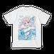 オリジナルTシャツ【utakata】 / なちる