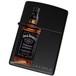ジャックダニエル・ボトル - Zippo Jack Daniels Bottle