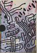 美/東京で制作の作品「ゾウリムシ第一世代#82」を送ります!