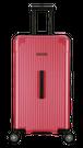 クルーズ☆ストロベリーピンクSBR-C・100リットル:超大容量!スーツケース
