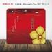 明智光秀手帳型iPhone5/5s/SEケース(時は今)