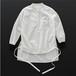 エンゲイシャツ 白×黒
