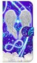 【iPhone6/6s】 Angel Wings エンジェル・ウィングズ 手帳型スマホケース