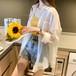 【tops】紫外線カットシンプル合わせやすいシャツ3色 N-0126