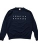 FBY LOGO SWEAT Navy【受注生産商品】
