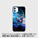 iPhone11,11 pro,11 pro Maxケース(表面のみ印刷:クリア):09_sagittarius(kagaya)