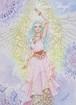 A4サイズ複製画 Angel of Light - 光の天使