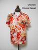 着物アロハシャツ Kimono Aloha Shirt AL-621/S