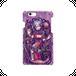 #016-019 iPhone8対応 女の子系・ロック系 《冥花》 iPhoneケース・スマホケース  作:nero  Xperia ARROWS AQUOS
