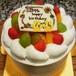 ホールショートケーキ5号サイズ(フルーツ敷き詰め)