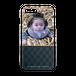 iPhonePlus・Android Lサイズ モコモコハードケース color:ブラック