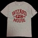 PICTURE MOUSE■WIZARD Tsh(GREY)