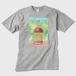 MONKEY SHOULDER メンズTシャツ グレー