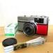 リメイクカメラ OLYMPUS TRIP35(モスグリーン•レッド)