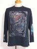 1990's ALICE IN CHAINS L/S Tシャツ 黒 表記(L) アリスインチェインズ