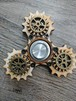Steam Punk / MADE USA / Handspinner