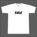 EiHilE ロゴTシャツ (4/2以降の発送)