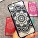 ヘナデザイン iPhone6/6S用 スマホケース N209