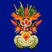 MAISON ONIGIRI - THE TASTE - blue ネオンフレーム for chompoo