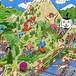 'MAIN EVENT'  / 「プロレス山」A1 ポスタプリント