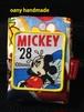 【セール】【oany】ミッキーたばこケース