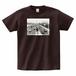 ダカールTシャツ(ブラウン)