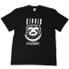 [T Shirt] HIBRID ENT. BIG LOGO T Shirt (BLACK)