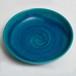 irori ブルー丸小皿
