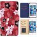 全機種対応 手帳型ケース iPhone Xperia Zenfone Aquos Galaxy Arrows Huawei Digno Raijin JDC163flower