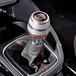 Audi 純正 S1 アルミシフトノブ+シフトブーツ