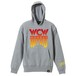 TWOPLATOONS × WCW MONDAY NITRO HOODED / GRAY