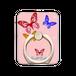 デザインスマホリング(butterfly)