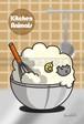 キッチンアニマル羊(ポストカード)