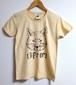 【残り各色1枚ずつ】KITSUNE Tシャツ (LADY'S)