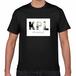 KPL10周年記念Tシャツ -type B- (ナイスブラック)