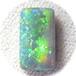 綺麗な遊色効果☆天然ブラックオパール ルース3.86ct|オーストラリア(ライトニングリッジ)産