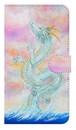 【鏡付き Mサイズ】  龍宮神 RyuGuJin Divine Dragon 手帳型スマホケース